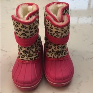 Children's Place toddler girl winter boots